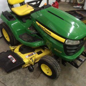 Lawn & Garden Tractors / Mowers